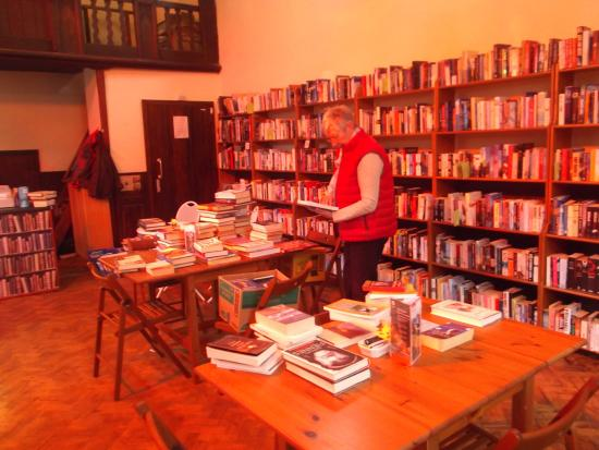 Buckingham, UK: A Good Selection of Second Hand Books