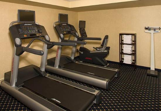 Tukwila, WA: Fitness Center