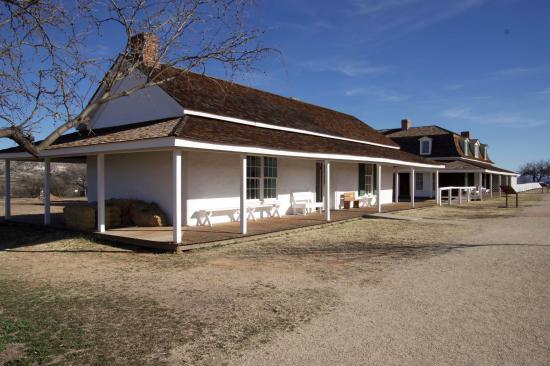Camp Verde, AZ: Surgeon's House