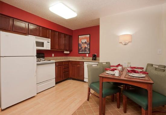 West Springfield, MA: Two-Bedroom Suite - Kitchen