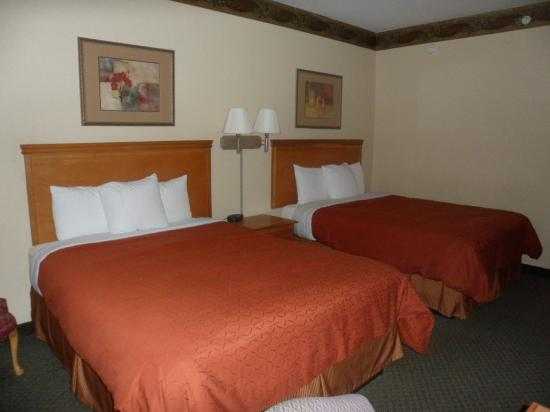 Round Rock, TX: guest room