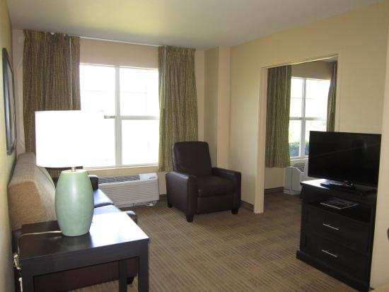 1 Bedroom Suite 2 Double Beds Picture Of Extended Stay America Austin Arboretum North