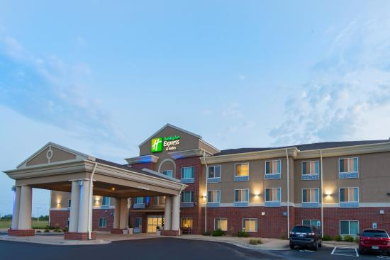 Holiday Inn Express Hotel & Suites El Dorado