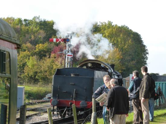 Swanage, UK: Journeys End at Norden
