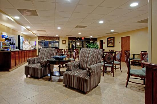 Belmont, NC: Guest Dining Lounge