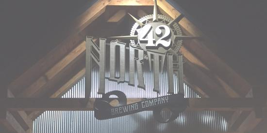Discover 42 North Brewing Company in East Aurora, NY