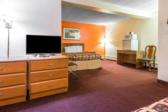 Clearfield, PA: Guest Room