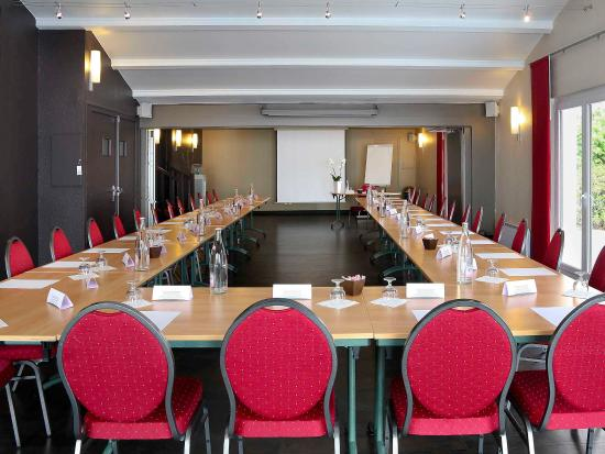 Creches-sur-Saone, France: Meeting Room