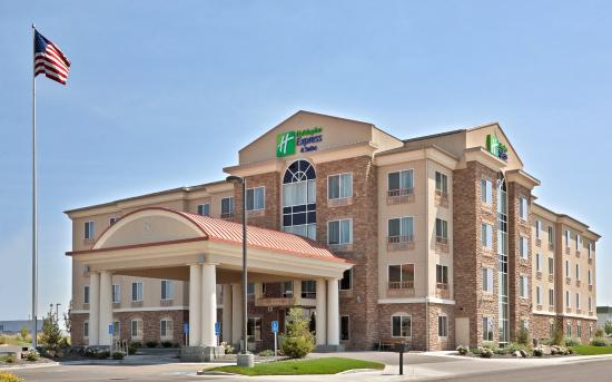 Ontario, Oregon Welcome to our newest lodging facility!