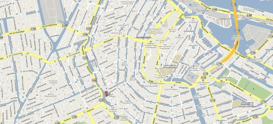 Boutique Hotel View: Map