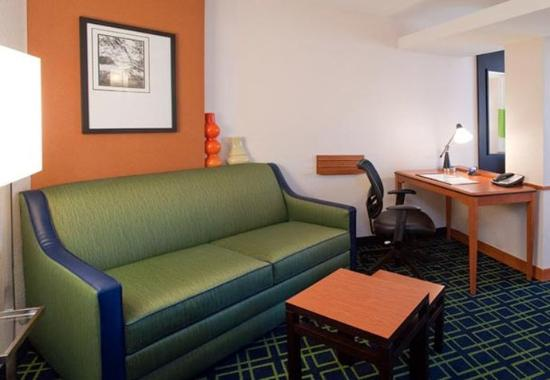 Albany, GA: Suite Seating Area