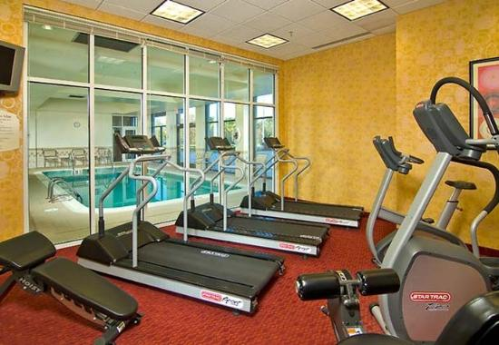 Aberdeen, MD: Exercise Room