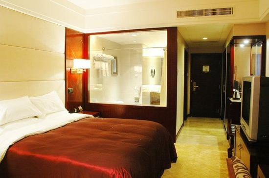 Jingzhou, China: Business King Room