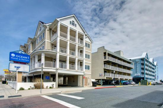 Ocean 1 Hotel Amp Suites Picture Of Ocean 1 Hotel And
