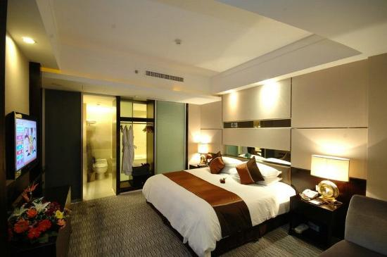 Haining, China: Deluxe King Room