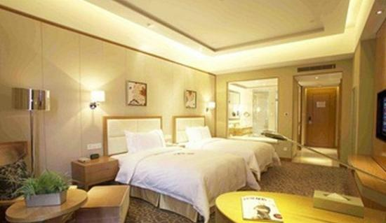 Lanxi, China: Deluxe Twin Room