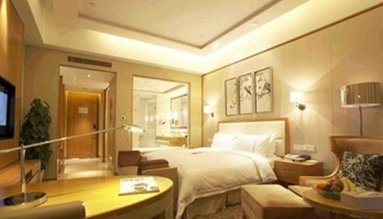 Lanxi, China: Deluxe King Room