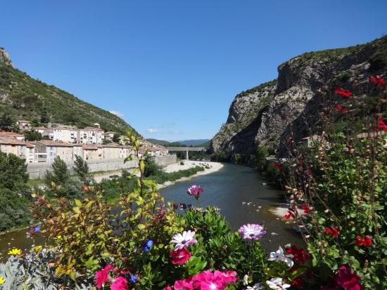 Anduze, France: riviere