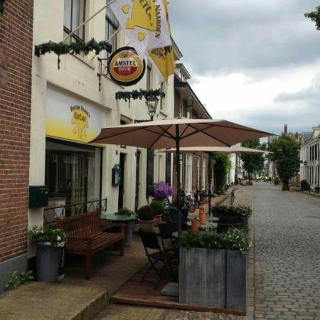 Naarden, The Netherlands: Eetcafe Bastion
