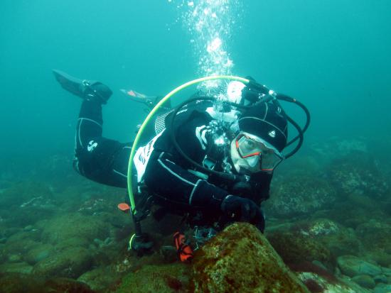 Castlerock, UK: Red Duck Diving PADI Photography Specialty