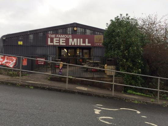 Ivybridge, UK: Famous Lee Mill