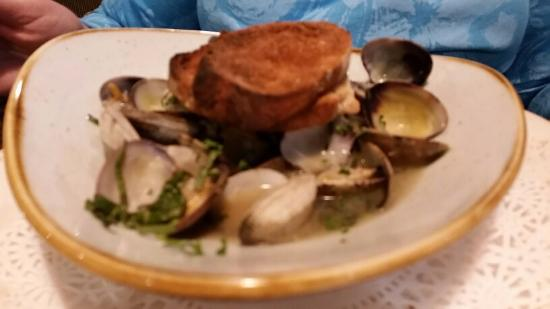 Pacific City, OR: Outstanding Clams