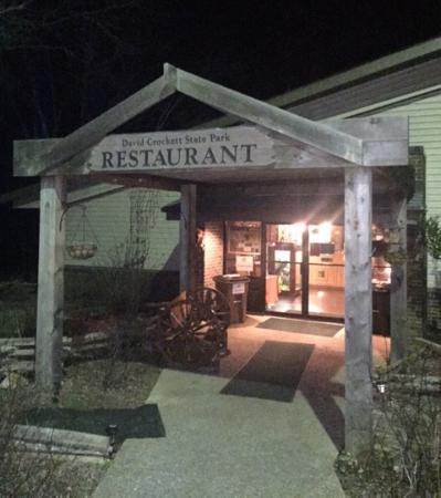 Lawrenceburg, TN: Restaurant Entrance