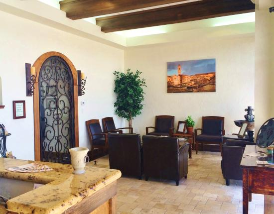 Frisco, TX: Siena Massage Lobby