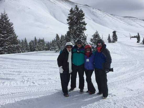 Copper Mountain, CO: This is at the top of the treeline in just outside of Leadville Co