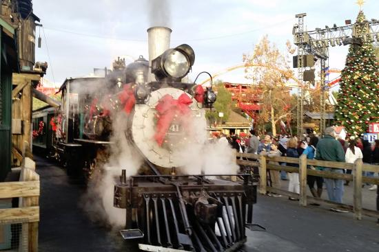 Buena Park, CA: The Calico Railroad, in service since 1952