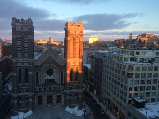 Tryp Hotel Pur Quebec