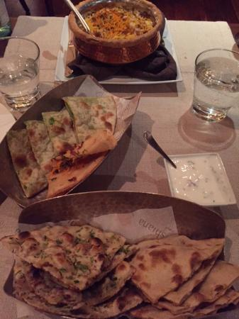 Best naan ever picture of ashiana by vineet dubai for Ashiana indian cuisine
