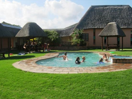Port Alfred, South Africa: Self-Catering Villas Swimming Pool
