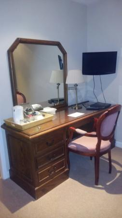 Bedale, UK: The field room has been given a makeover