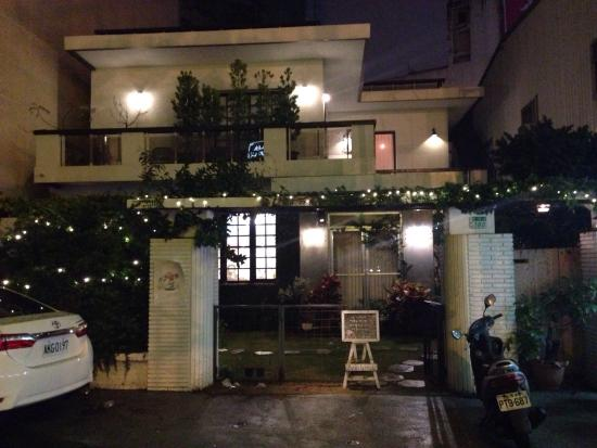 IsShoNi Cafe Bed and Breakfast