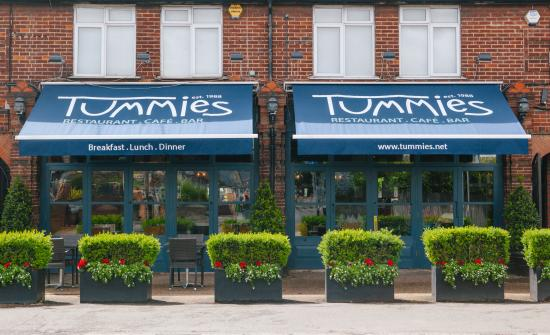Slough, UK: Welcome to Tummies!