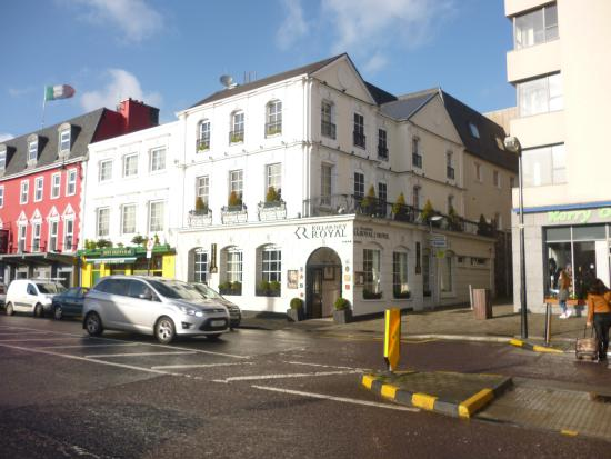 Killarney Royal: Do not be put off by the outside