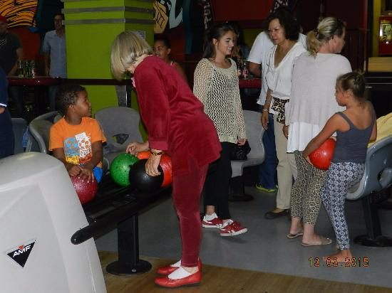 Claremont, South Africa: Bowling Groups TeamTalk