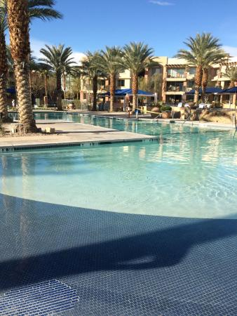 Palm Desert, CA: Resort had so much to do you didnt have to leave