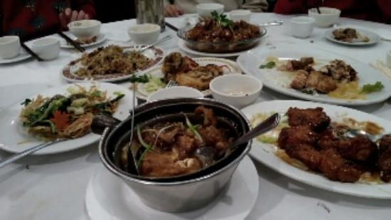 Markham, Canada: all dishes we ordered