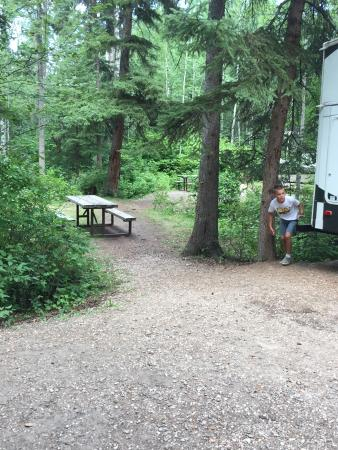 Cold Lake, Canada: Lots of room