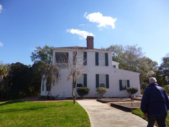 Apalachicola, FL: Orman House Historic State Park