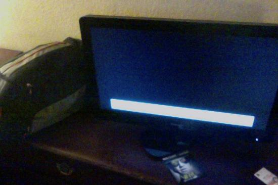 Crawfordsville, IN: Television with no signal after checking all cables and wires