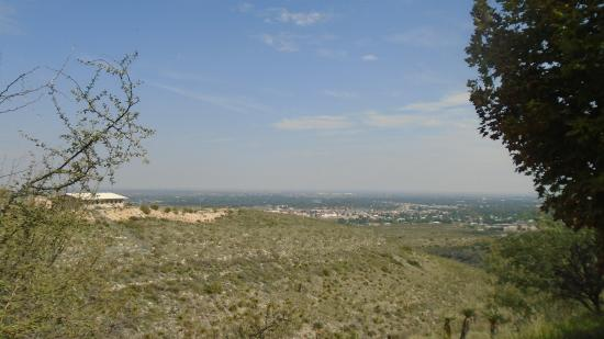 You Can See Forever Across To Carlsbad Picture Of Living Desert Zoo And Gardens State Park