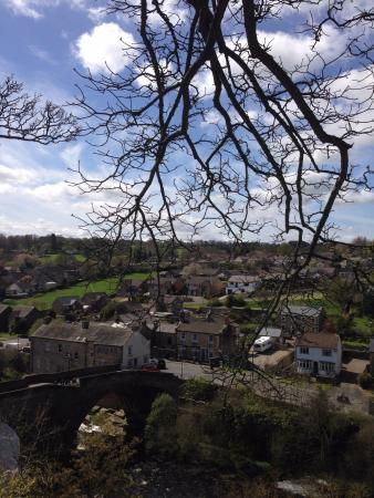 Barnard Castle, UK: View from the walls