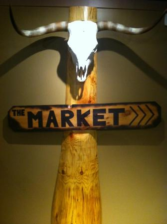 Pemberton, Canada: The Market at Mile One - enter here!