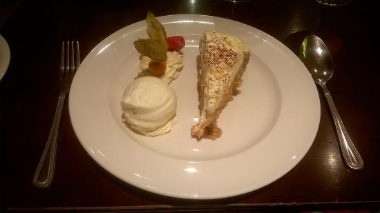 Peterhead, UK: Banoffee pie