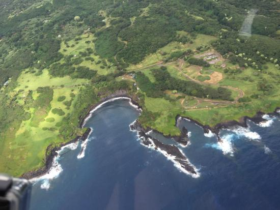 Kahului, HI: A view from above... Jurassic Island