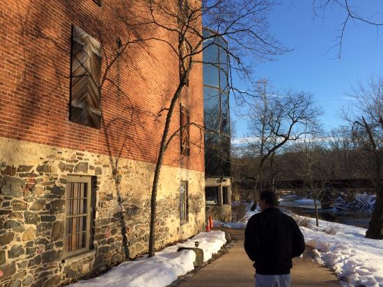 Chadds Ford, PA: Brandywine River Museum