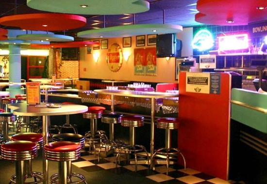 Hoofddorp, The Netherlands: Claus Event Center – 50's Cafeteria & Bar